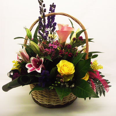 Elements of Spring Basket